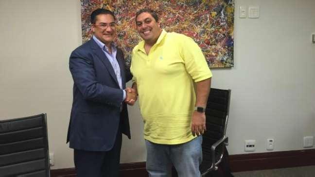"""Carlos Fonseca, de 36 anos, comprou uma das cotas de US$ 500 mil em troca de um """"green card"""""""
