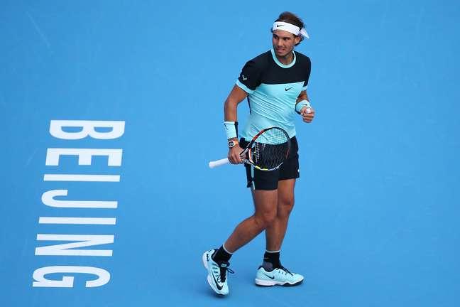 Nadal avança para a semifinal do ATP de Pequim