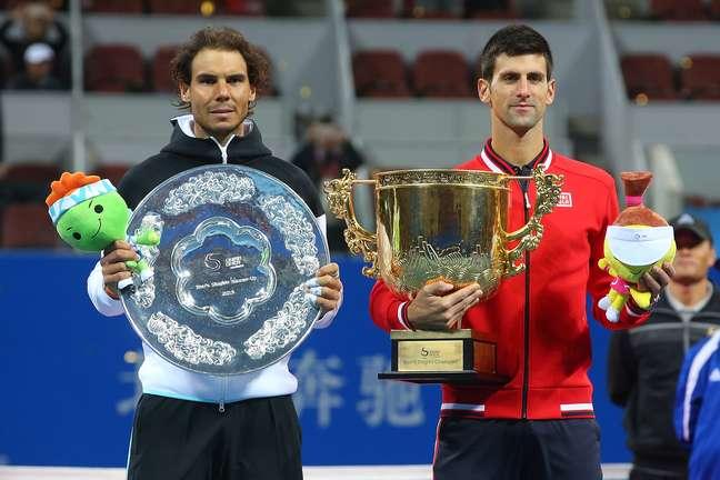 Novak Djokovic alcançou sua 22ª vitória contra Rafael Nadal e ficou a uma de igualar o duelo