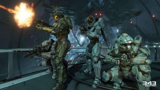 Halo 5 ficou com 100% no ranking do instituto Nielsen