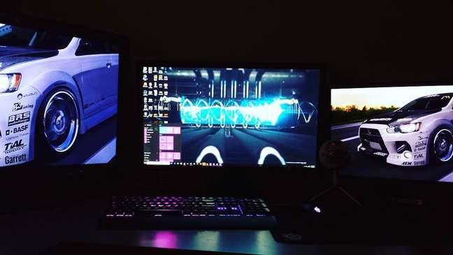 Entre as tecnologias do novo monitor XL2411Z, da BenQ, estão motion blur reduction, flicker-free, low blue light, Black eQualizer, entre outras