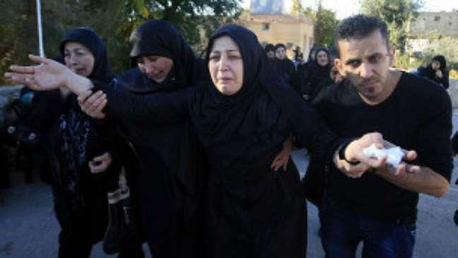 Atentados em Beirute deixaram 41 mortos e mais de 200 feridos