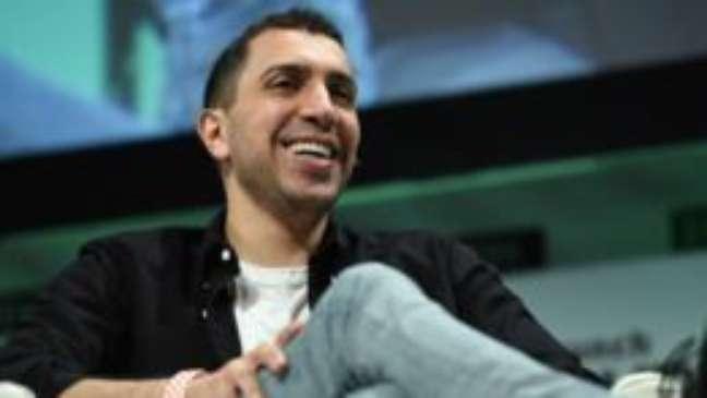 Tente alcançar 80% do que planeja, diz o criador do Tinder, Sean Rad