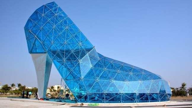A igreja do sapatinho de cristal abrirá para o público em fevereiro