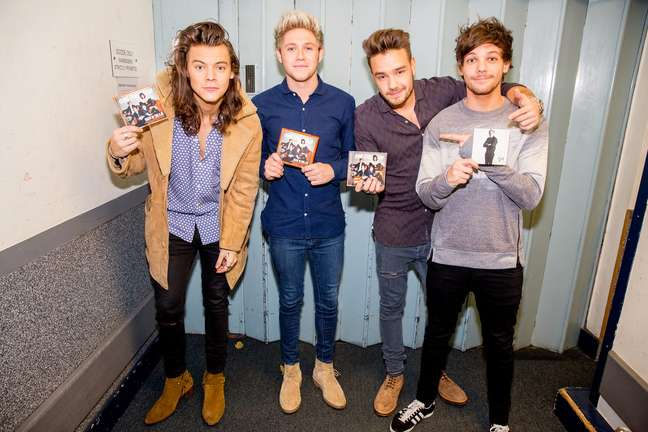O sucesso do disco do 1D só mostra que os garotos, que permaneceram no topo da Billboard 200 por mais de 15 semanas, podem ser considerados os reis do pop da atualidade