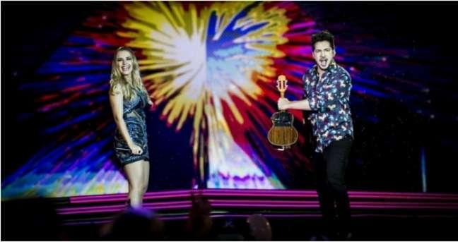 A dupla realiza cerca de 20 shows por mês e é sucesso nas rádios do País