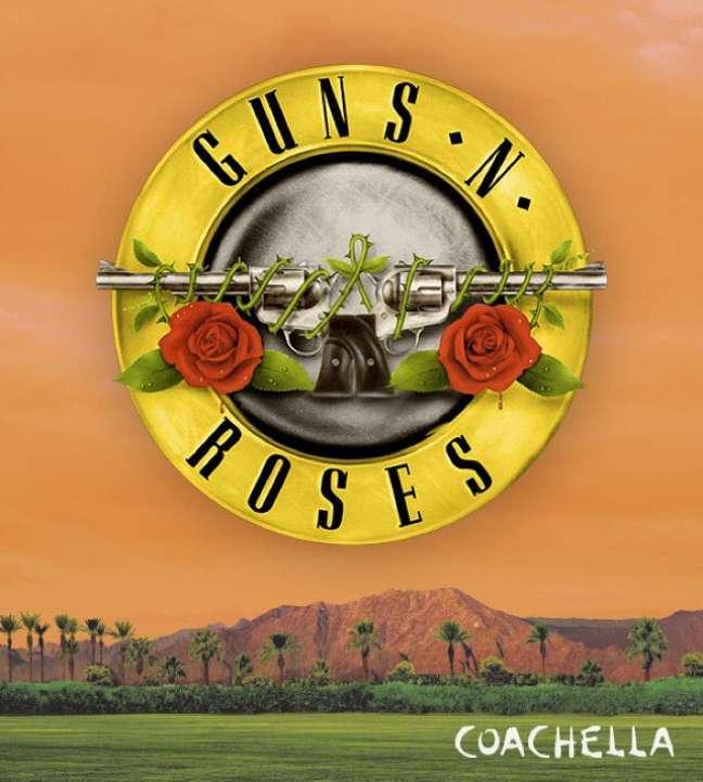 Até o momento, tudo o que se sabe é que o Guns tem dois shows confirmados em Las Vegas, nos dias 8 e 9 de abril, assim como dois outros shows no festival Coachella, nos Estados Unidos