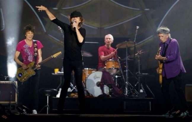 Ao lado dos Beatles, The Rolling Stones é considerada a banda de rock mais bem sucedida da história