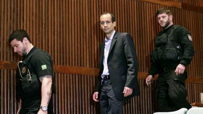Para pesquisador americano, condenação de Marcelo Odebrecht (acima, em foto de 2015) 'representa mudança de curso'