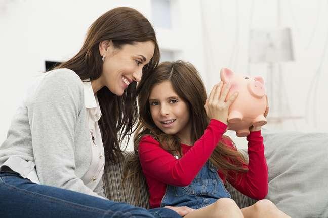 Com o hábito, é possível juntar dinheiro para realizar sonhos.