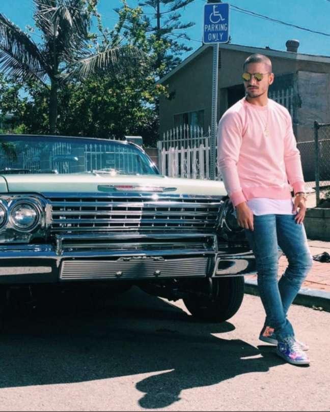 Cantor, compositor e performer dos bons, Maluma bombou mesmo em 2013, quando lançou os singles de seu primeiro álbum