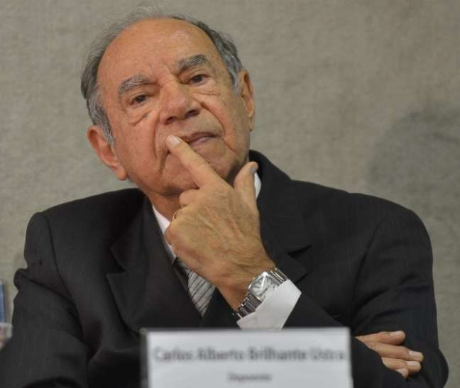 Coronel Brilhante Ustra foi o primeiro militar reconhecido pela Justiça como torturador na ditadura