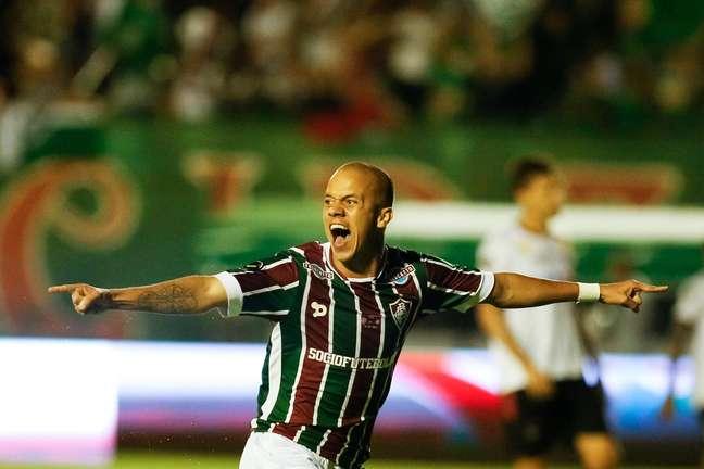 Marcos Júnior saiu do banco para garantir título do Fluminense