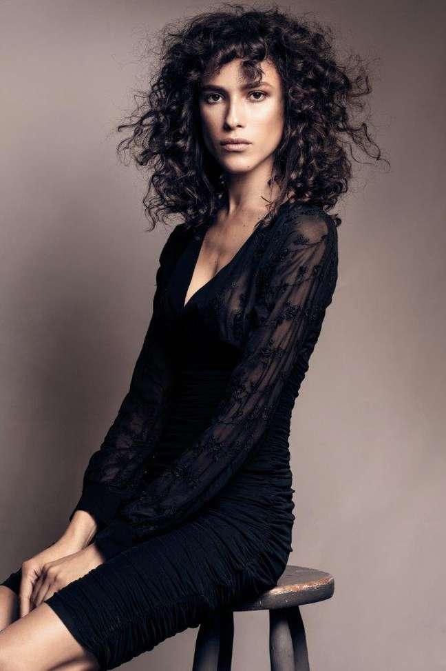 Camila ribeiro já realizou trabalhos em Nova York, Milão e Paris