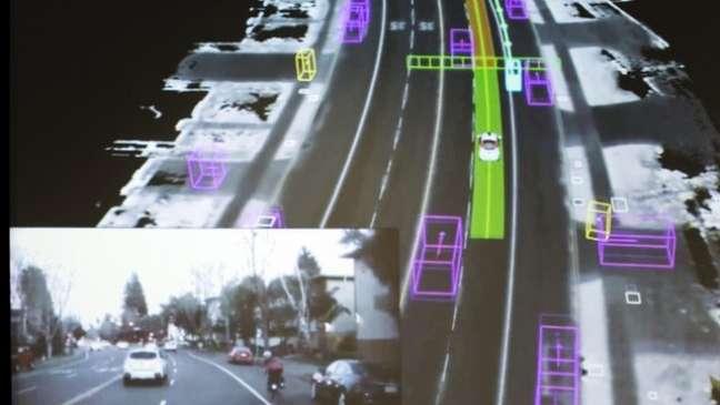 Carros autônomos do Google rodaram milhares de quilômetros em trânsito real