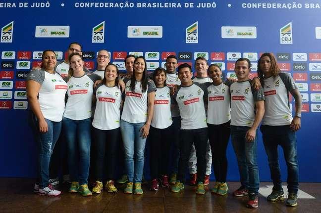 Judô brasileiro será representado por 14 atletas nos Jogos Olímpicos