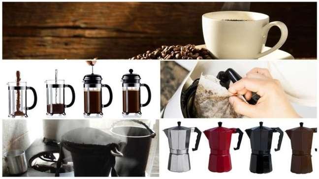 Há um método de preparo do café melhor do que outro?
