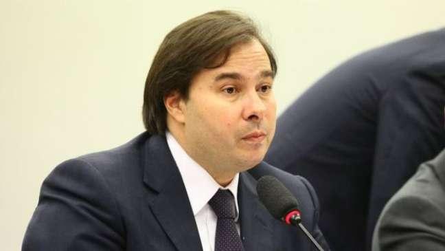 Rodrigo Maia (DEM-RJ) desponta como principal rival de Rosso