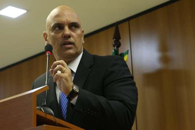 "Segundo Alexandre de Moraes, grupo agia de forma ""amadora"""