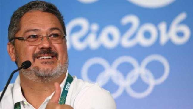 Rogério Micale, em entrevista coletiva