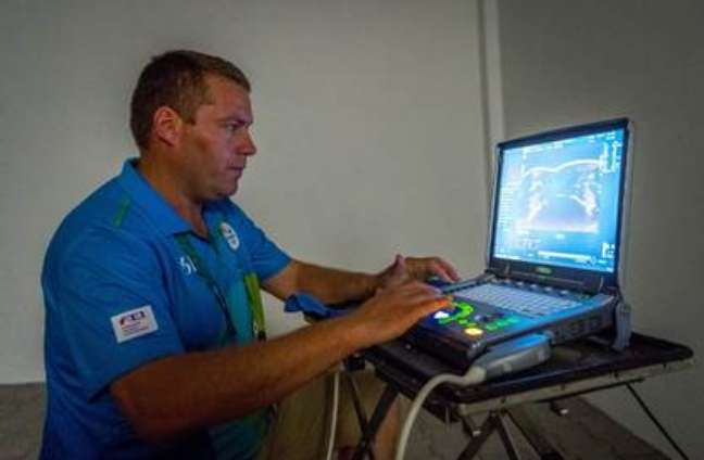 Erik Bergman, especialista em imagem ortopédica