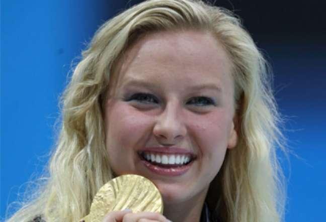 A nadadora Jessica Long tem 16 medalhas paralímpicas no currículo (Foto: Divulgação/Paralympic.org)