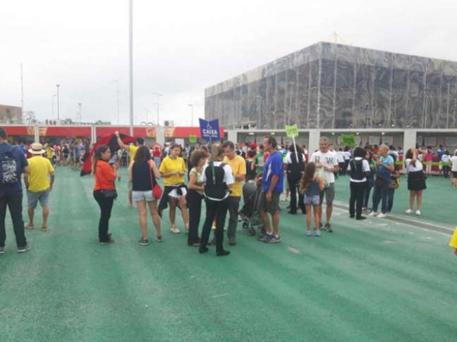 Parque Olímpico vai receber grande público também nos Jogos Paralímpicos (Foto: Carlos Vieira)