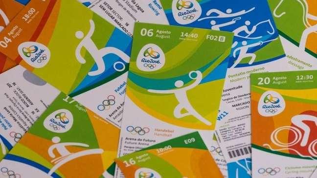 Ingressos para a Paralimpíada, que começa no dia 7, estão à venda pela internet e postos de venda