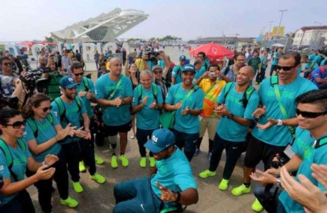 Brasil terá delegação recorde de 286 atletas nos Jogos Paralímpicos do Rio de Janeiro