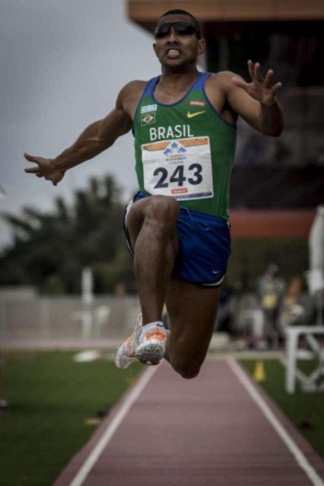 Ricardo Costa conquistou o ouro nos Jogos Paralímpicos do Rio de Janeiro (Foto: Daniel Zappe/MPIX/CPB)