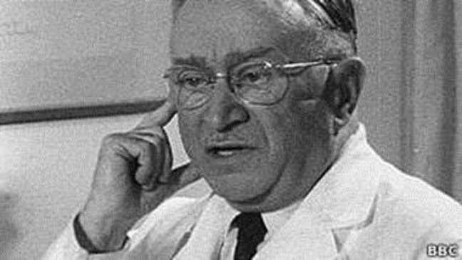 Guttmann comandou a divisão de tratamento de lesões de coluna em hospital britânico