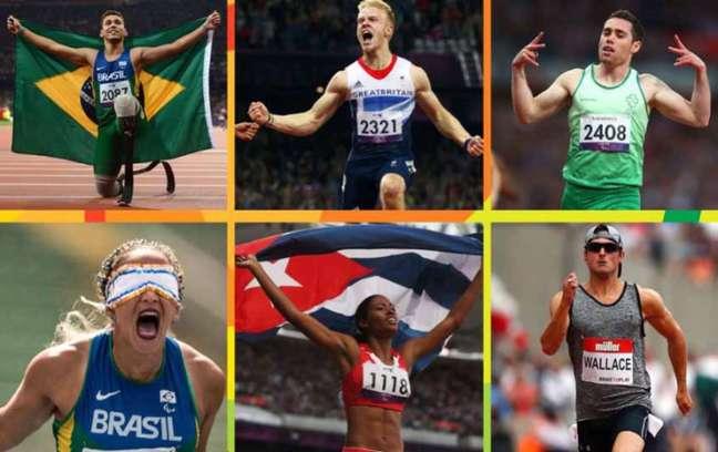 A sexta-feira promete ser inesquecível no atletismo, com os 100m rasos cheios de astros na pista (Foto:Rio-2016)