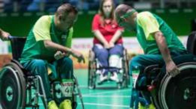 """""""Ele treinava mais do que eu, e me dei conta que era por isso que eu não conseguia ganhar dele"""", diz Marcelo (à esq.)"""