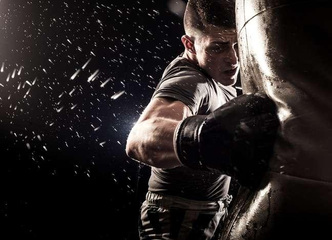 No boxe, é preciso se movimentar o tempo todo