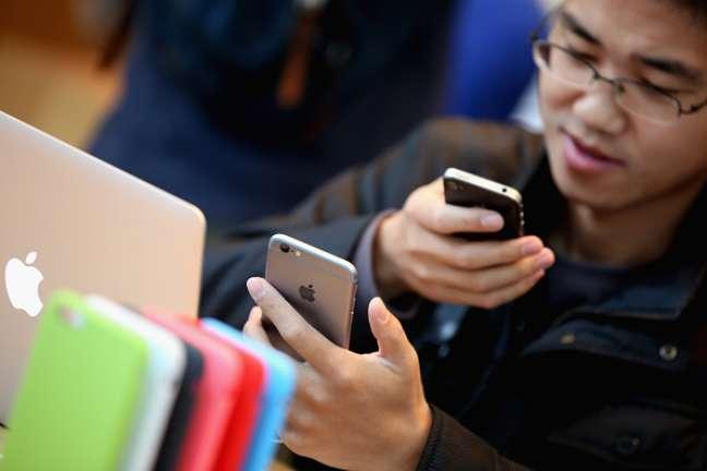 iPhone é fabricado na China