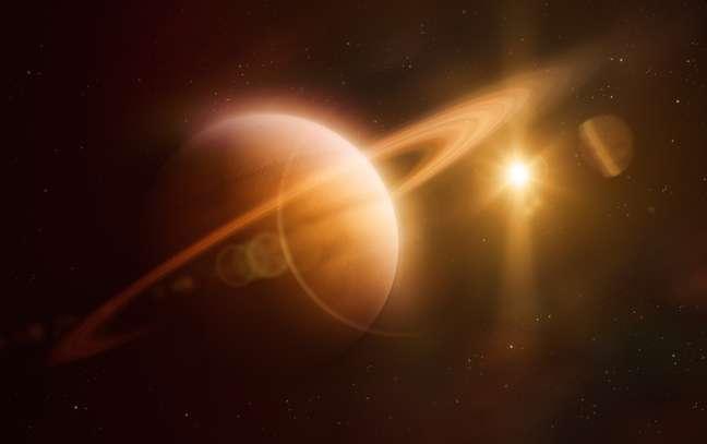 Saturno é o planeta que rege o ano de 2017