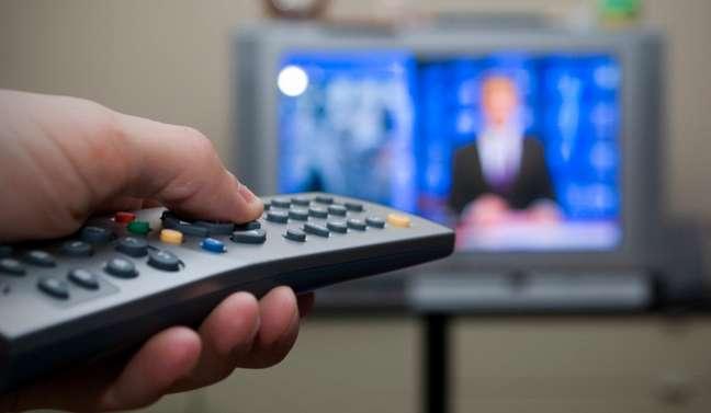 O Brasil está entre os países nos quais mais se vê TV