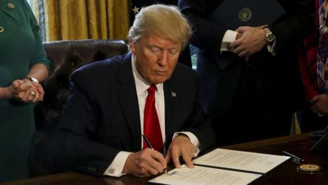 Para o empresário, Trump tem um estilo 'autocrático' e 'quase ditatorial' de governar