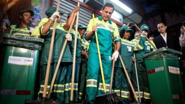Doria quer ser presidente do Brasil e sua gestão na prefeitura vai levá-lo até lá, diz Justus