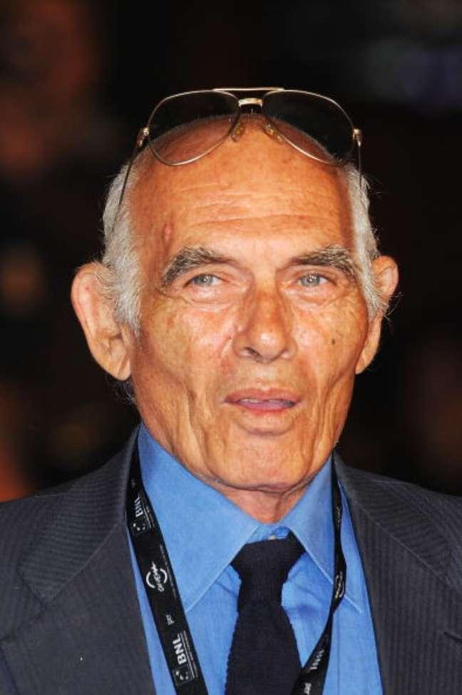 Diretor italiano Pasquale Squitieri