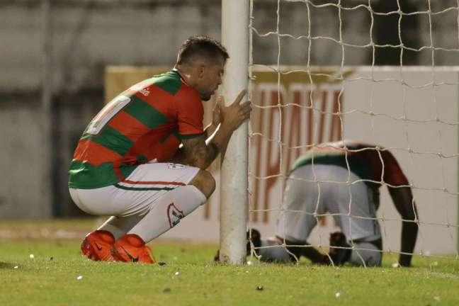 Lusa tenta se reerguer, disputando em 2021 a Série D do Brasileiro