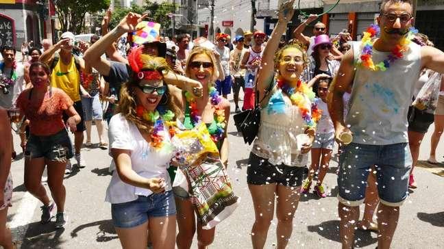 Carnaval de rua de São Paulo
