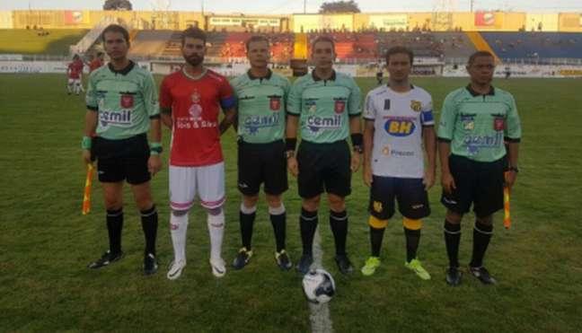 Bruno não evitou derrota em casa do Boa Esporte (Foto: Federação Mineira de Futebol)