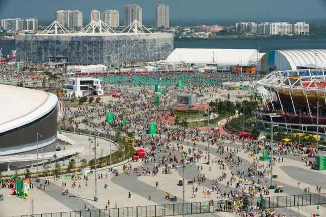 AGLO nega abandono do Parque Olímpico e vê atual situação como natural (Foto: André Motta / Brasil2016.gov.br)