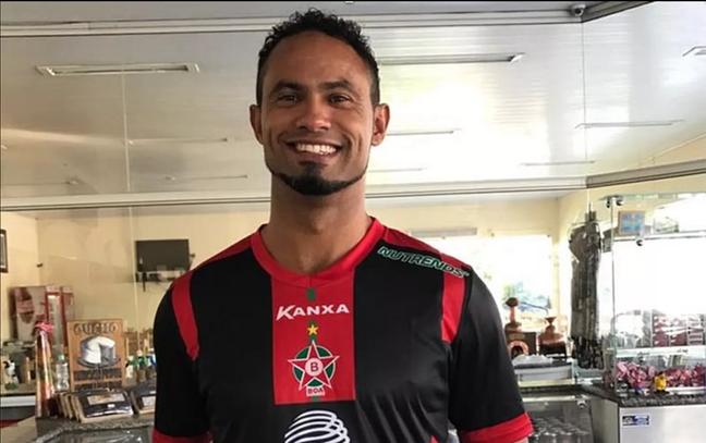 O goleiro Bruno atualmente defende o Boa Esporte e está solto desde fevereiro por conta de uma liminar concedida pelo ministro Marco Aurélio Mello