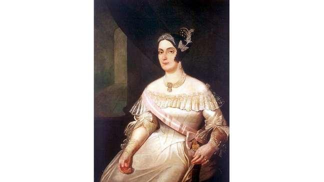 Domitila de Castro virou uma espécie de 'amante oficial' de Dom Pedro, ganhando o título de 'Marquesa de Santos'