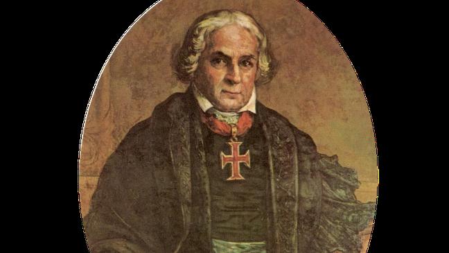 José Bonifácio ficaria conhecido como o 'Patriarca da Independência'