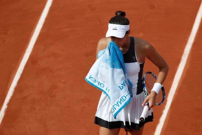Muguruza está eliminada de Roland Garros