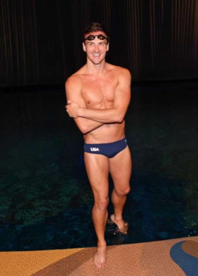 Ryan Lochte conquistou 12 medalhas olímpicas