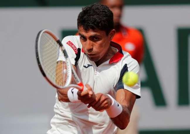 Thiago Monteiro, de 23 anos, é o atual número 100 do ranking da ATP